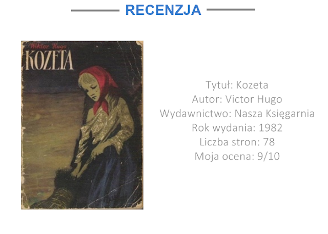 "[RECENZJA] ""KOZETA"" - VICTOR HUGO"