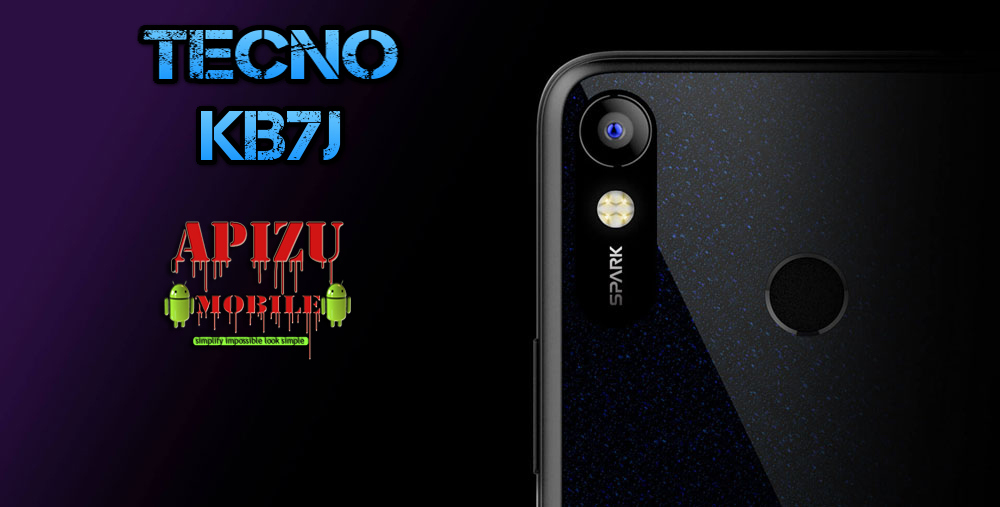 DOWNLOAD TECNO SPARK 3 KB7J FIRMWARE:TECNO KB7J FLASH FILE ( factory