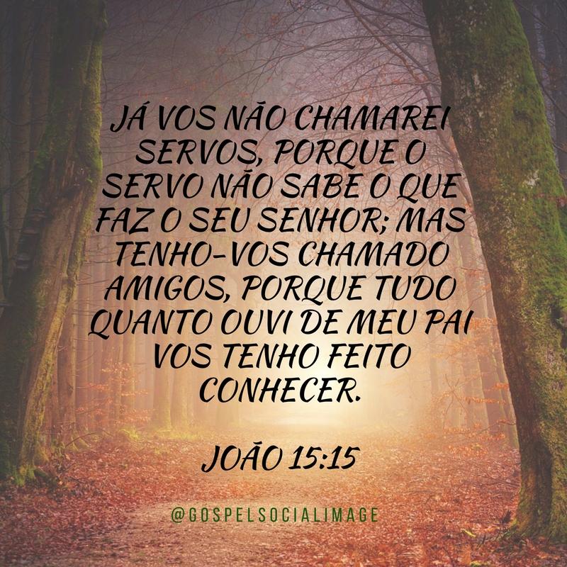 Imagem Bíblica para Amigos Verdadeiros