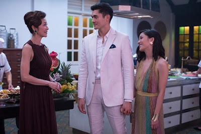 Cerita film Crazy rich Asians