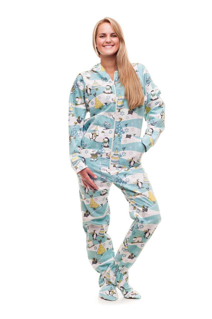 3f6ad0a02054 skin care and beauty kajamaz adult footie pajamas launch in us and canadian  markets