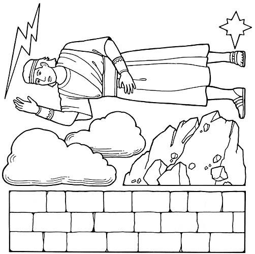 Samuel, el lamanita tiene fe en Jesucristo