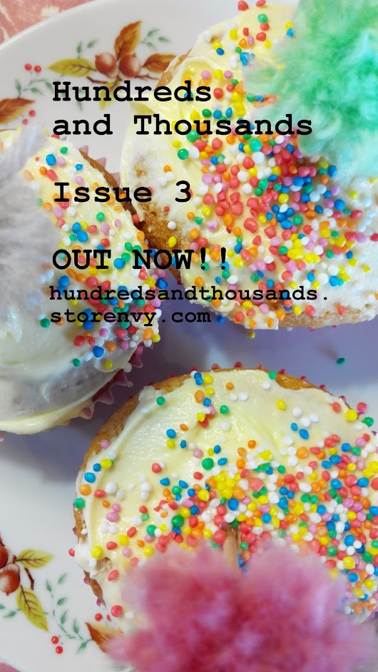 Issue Three is out TODAY!!