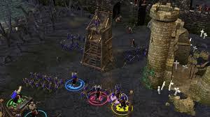 Download Stronghold Legends PC Games Full Version Gratis ZGASPC