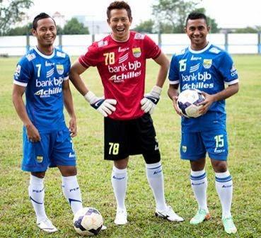 OctaFX Mensponsori Klub Persib Bandung