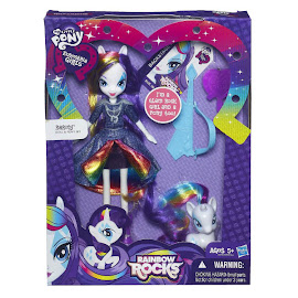 My Little Pony Doll and Pony Set Rarity Brushable Pony