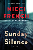 Sunday Silence by Nicci French book cover and review