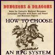 How to Choose an RPG System (and Prepare for Your First GM Session) - So You Think You Can GM? (GM Tips Part I)