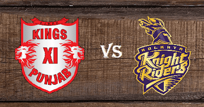 KXIP vs KKR Head to Head IPL 2017 Match 49