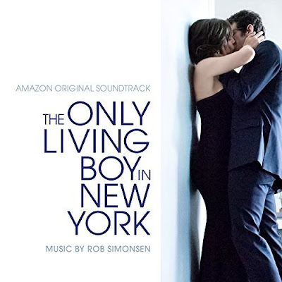 The Only Boy Living in New York Soundtrack Rob Simonsen