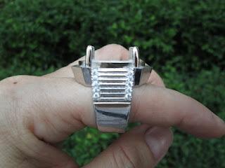 ring perak hongkong 925 cowok harga satuan