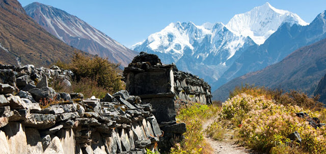 About Langtang Region
