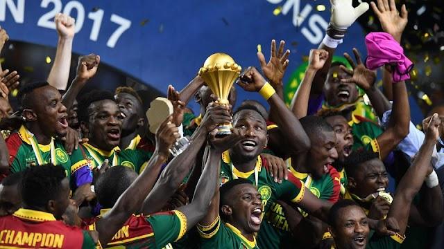 Guia da Copa das Confederações - Camarões