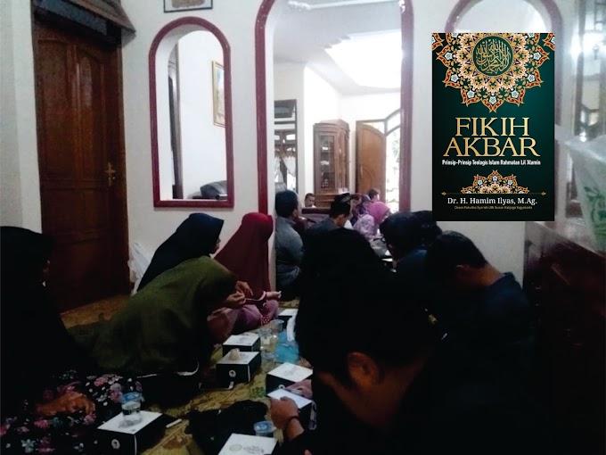 Bedah Buku Fikih Akbar Prinsip-Prinsip Teologis Islam Rahmatan Lil'alamin
