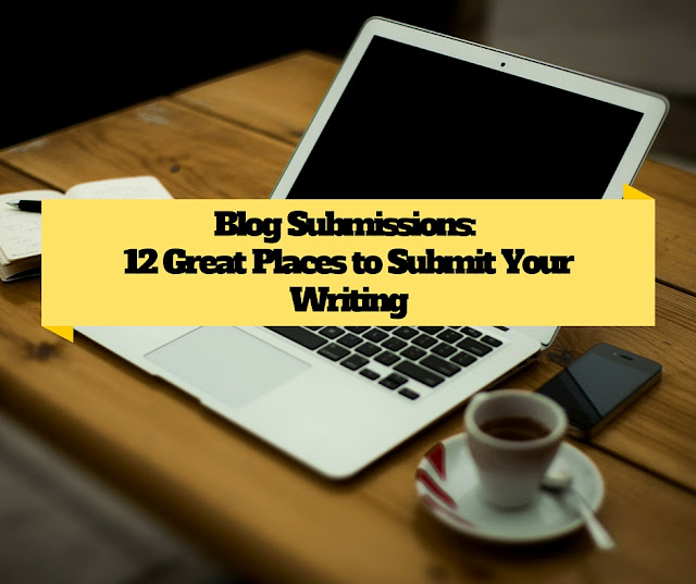 If you're looking to submit your writing to another source, these are 12 great places to publish your writing online.