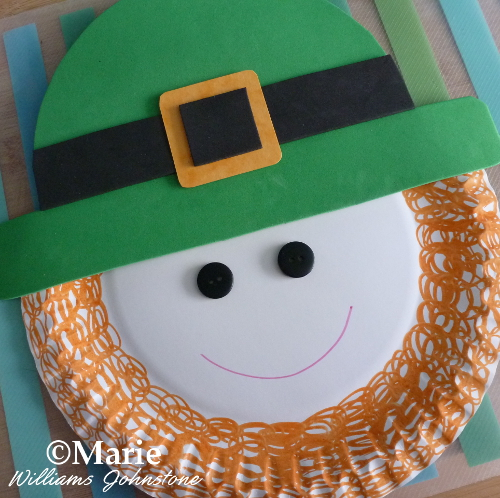 St Patrick day crafts kids make