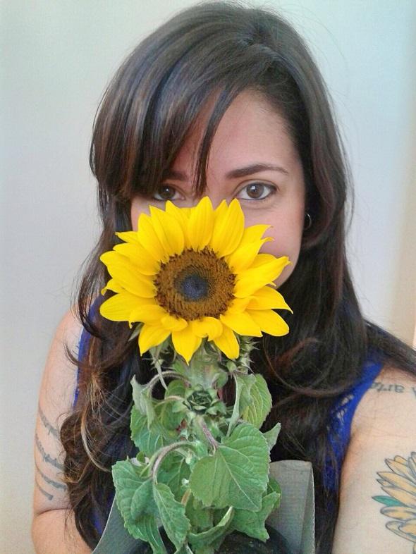 Entrevista com a escritora Ludmila Clio - Tamaravilhosamente