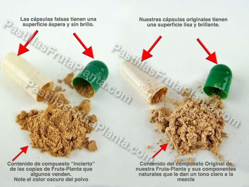 Pastillas naturales para adelgazar fruta planta diet