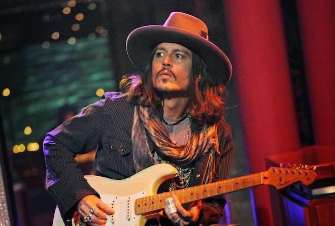 Musical Johnny Depp