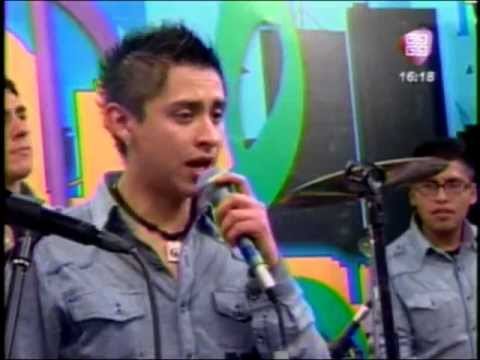 VIDEO: SE ACABO EL AMOR (en vivo TOP UNO) - IRREVERSIBLE EN VIVO