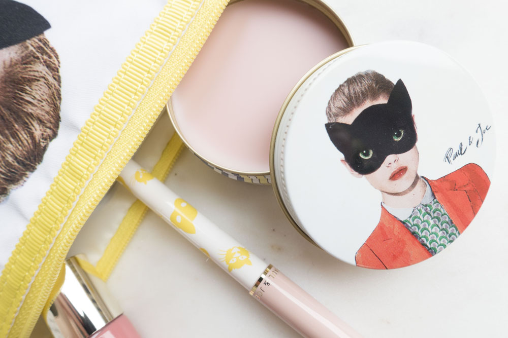 #giftmas | Paul & Joe Beaute Christmas Cat Collection Review