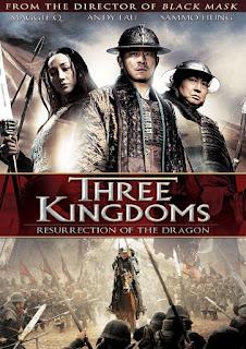 Free Download Movie Three Kingdoms: Resurrection of the Dragon (2008)