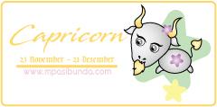 Zodiak Capricorn | MPASI Bunda