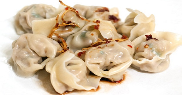 Beef & Cabbage Dumplings Recipe