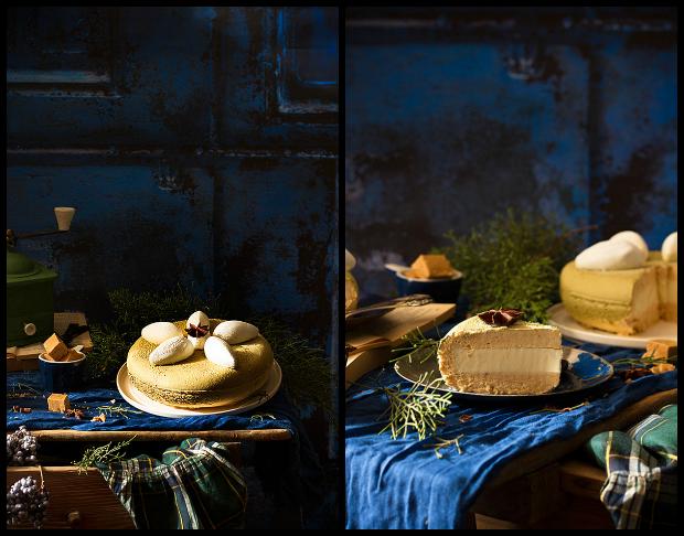 Cómo hacer tarta de turrón. Receta