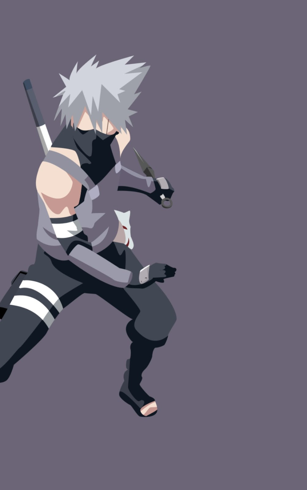 7 Download Wallpaper hatake kakashi vector untuk Android dan Whatsapp