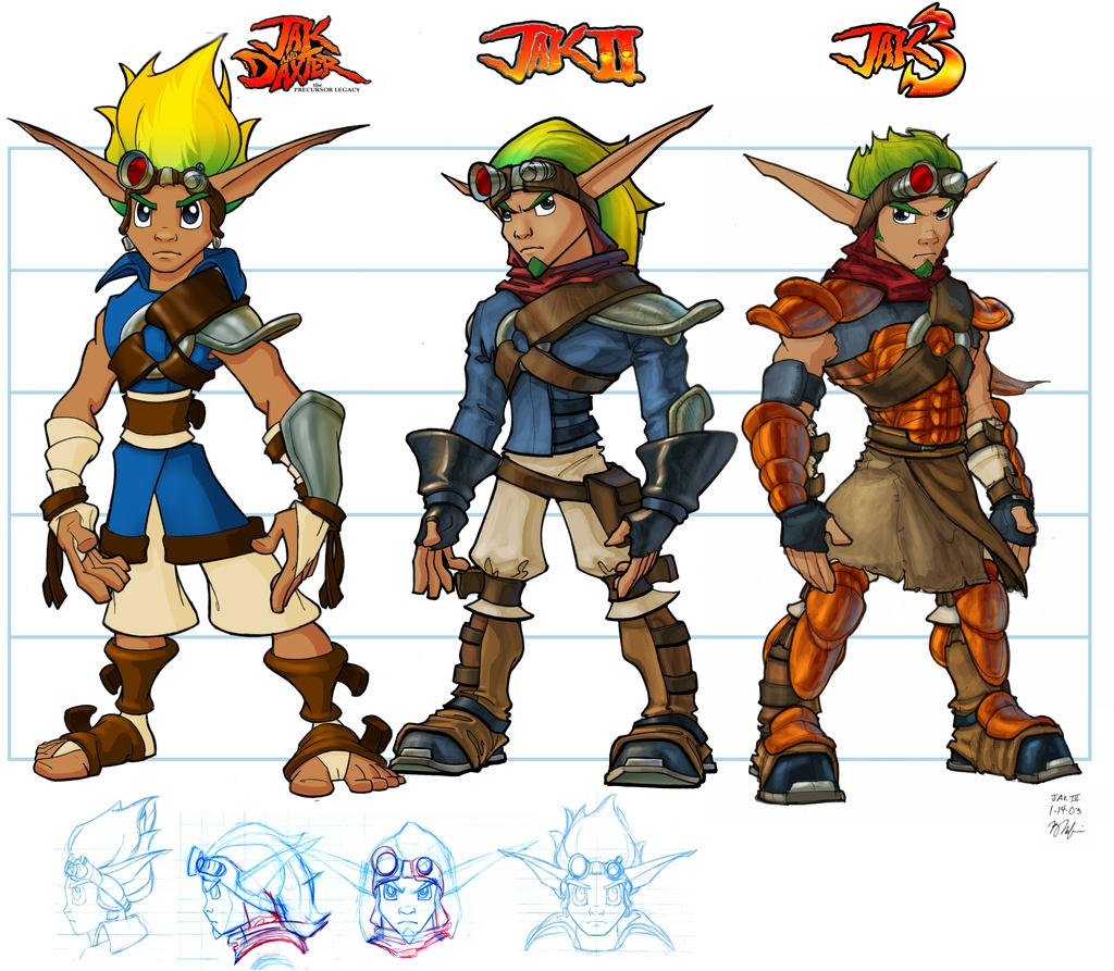 At Our Very Worst.: Jak And Daxter Collection
