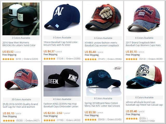 Baseball Cap For Men AliExpress Shop Online
