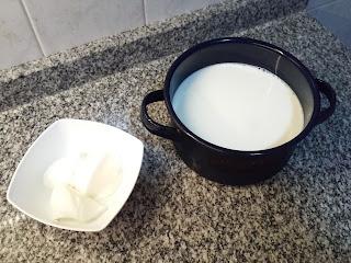 Yogur estilo griego casero sin yogurtera