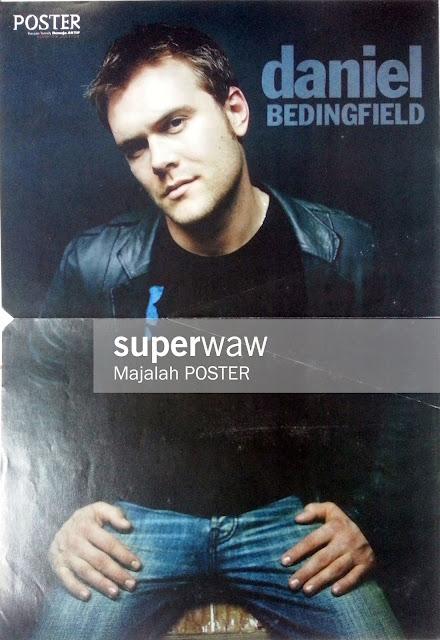 Poster Daniel Bedingfield