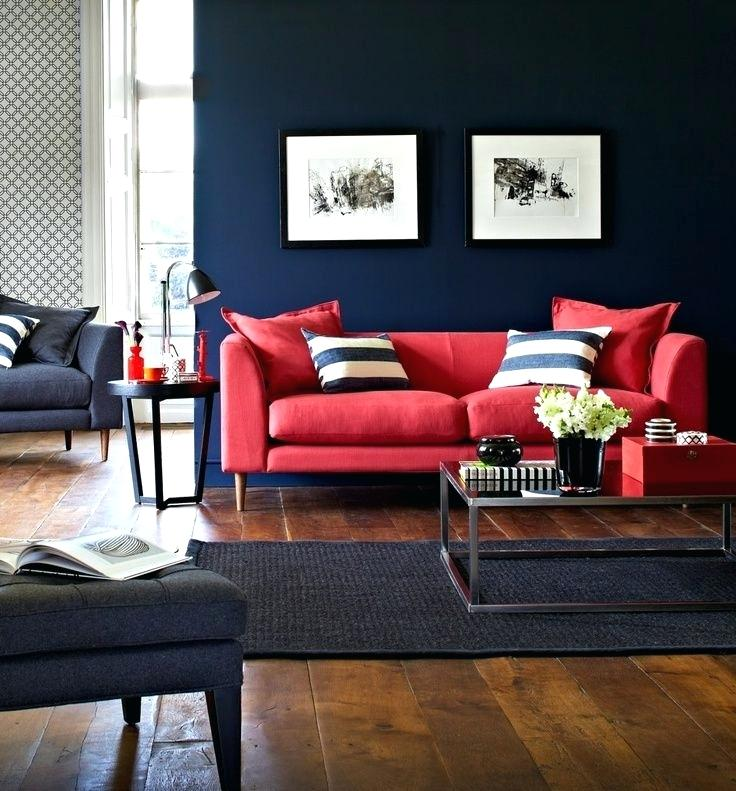Eye For Design Decorating With Red Furniture