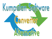 Kumpulan Software Converter Alternative