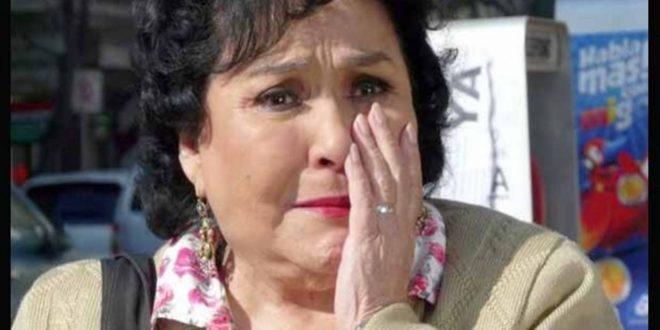 Ya son 500 mil firmas que  piden que Carmen Salinas termine en prisión. ¿Estas de acuerdo?