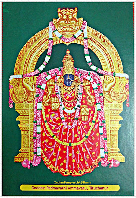 Goddess Padmavathi Ammavaru