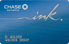 The Chase Ink Classic Business Credit Card