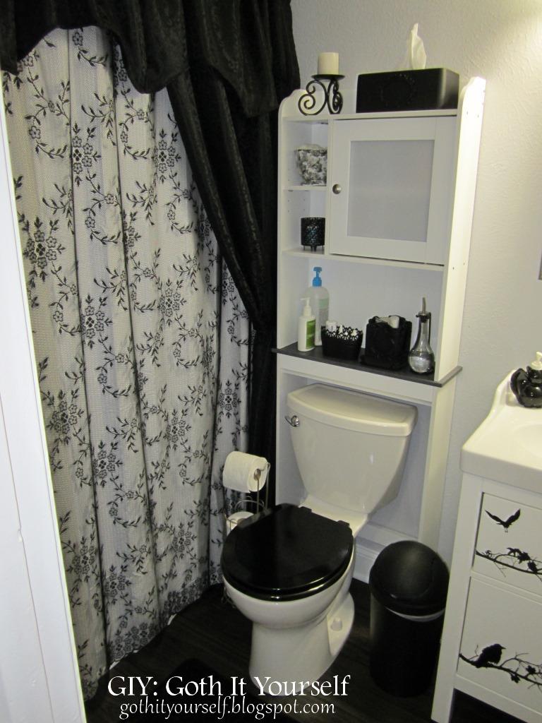 Giy Goth It Yourself Bathroom