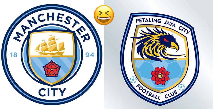 Fraud? Malaysian Club Rips Off Manchester City Logo ...