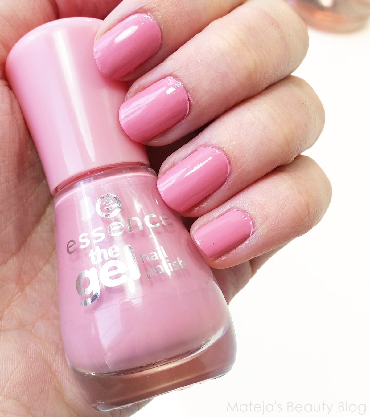 Essence The Gel Nail Polish 13 Forgive Me - Mateja's ...