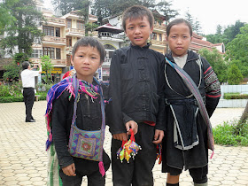 Indigenas de Sapa Vietnam - Etnia Hmong Miao