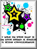Top 3 at Send A Smile 4 Kids May '11