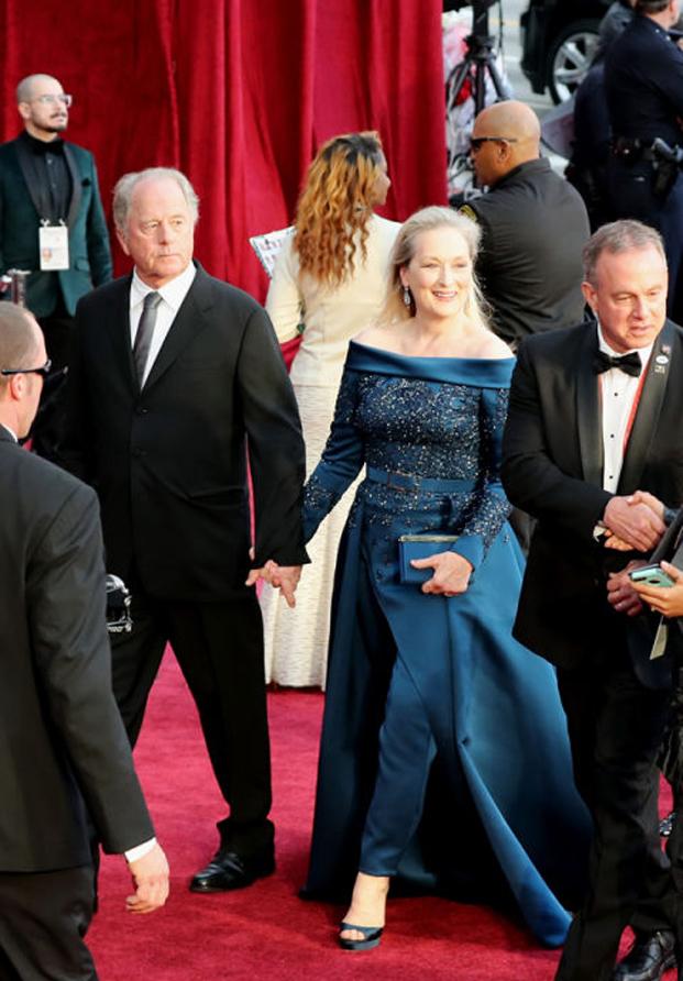 Meryl Streep Elie Saab Oscars 2017