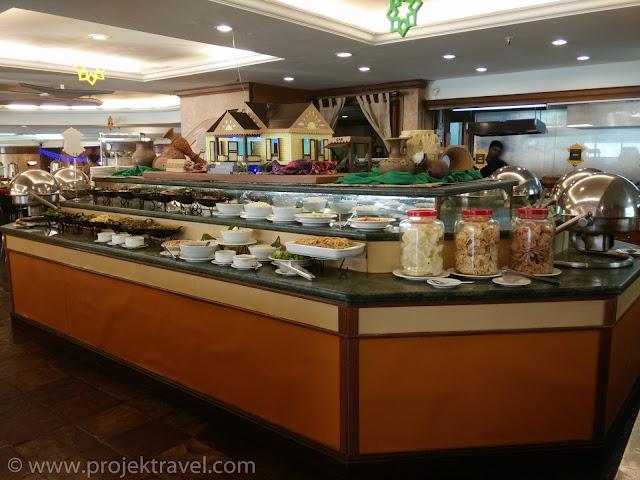 Berbuka puasa di Summit Hotel Subang USJ