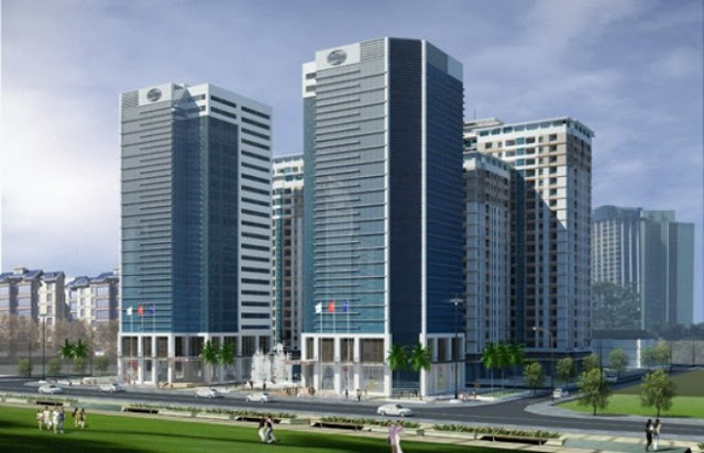 Chung cư Imperial Plaza 423 Minh Khai