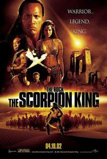 El Rey Escorpion en Español Latino