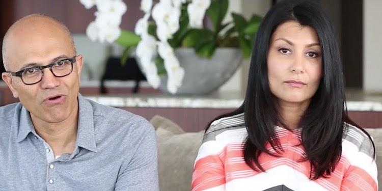 Anupama Nadella Wki - Microsoft CEO Satya Nadella's Wife