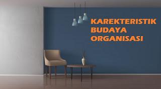 11 Karakteristik Budaya Organisasi Yang Perlu Anda Ketahui